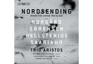Trio Aristos - Nordsending - (CD)