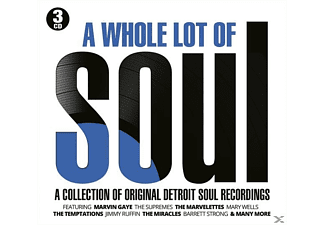 VARIOUS - A Whole Lot Of Soul - (CD)