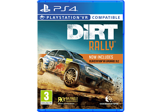 DiRT VR Edition  PSVR
