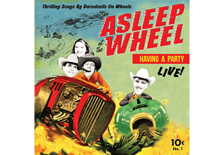 Asleep at the Wheel - Havin' A Party-Live - (CD + Buch)