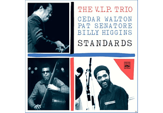 The Vip Trio - Standards - (CD)