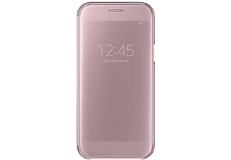 SAMSUNG Flip cover Clear View Galaxy A5 (2017) Rose (EF-ZA520CPEGWW)
