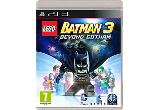 Lego Batman 3: Beyond Gotham Essentials  PS3
