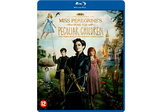 Miss Peregrine's Home for Peculiar Children Blu-ray