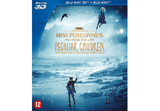 Miss Peregrine's Home for Peculiar Children Blu-ray + Blu-ray 3D