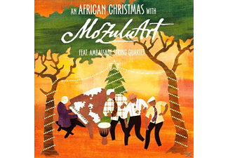 MoZuluArt - An African Christmas - (CD)