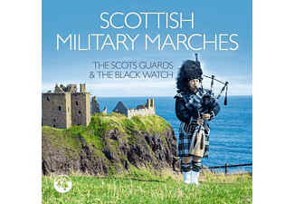The Scots Gueards-royal Highland Regiment - Scottish Military Marches - (CD)