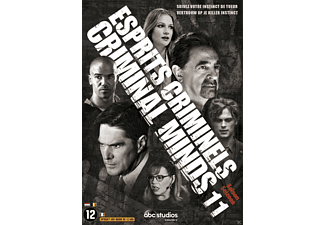 Criminal Minds - Seizoen 11 - DVD