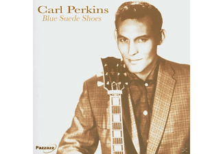 Carl Perkins - Blues Suede Shoes - (CD)