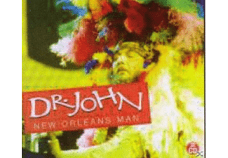 Dr. John - New Orleans Man - (CD)