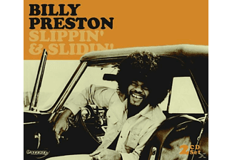 Billy Preston - SLIPPIN' & SLIDIN' - (CD)