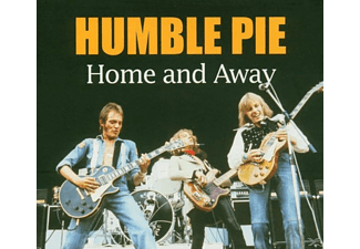 Humble Pie - Home And Away - (CD)