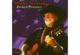 Willie Nelson - Broken Promises - (CD)