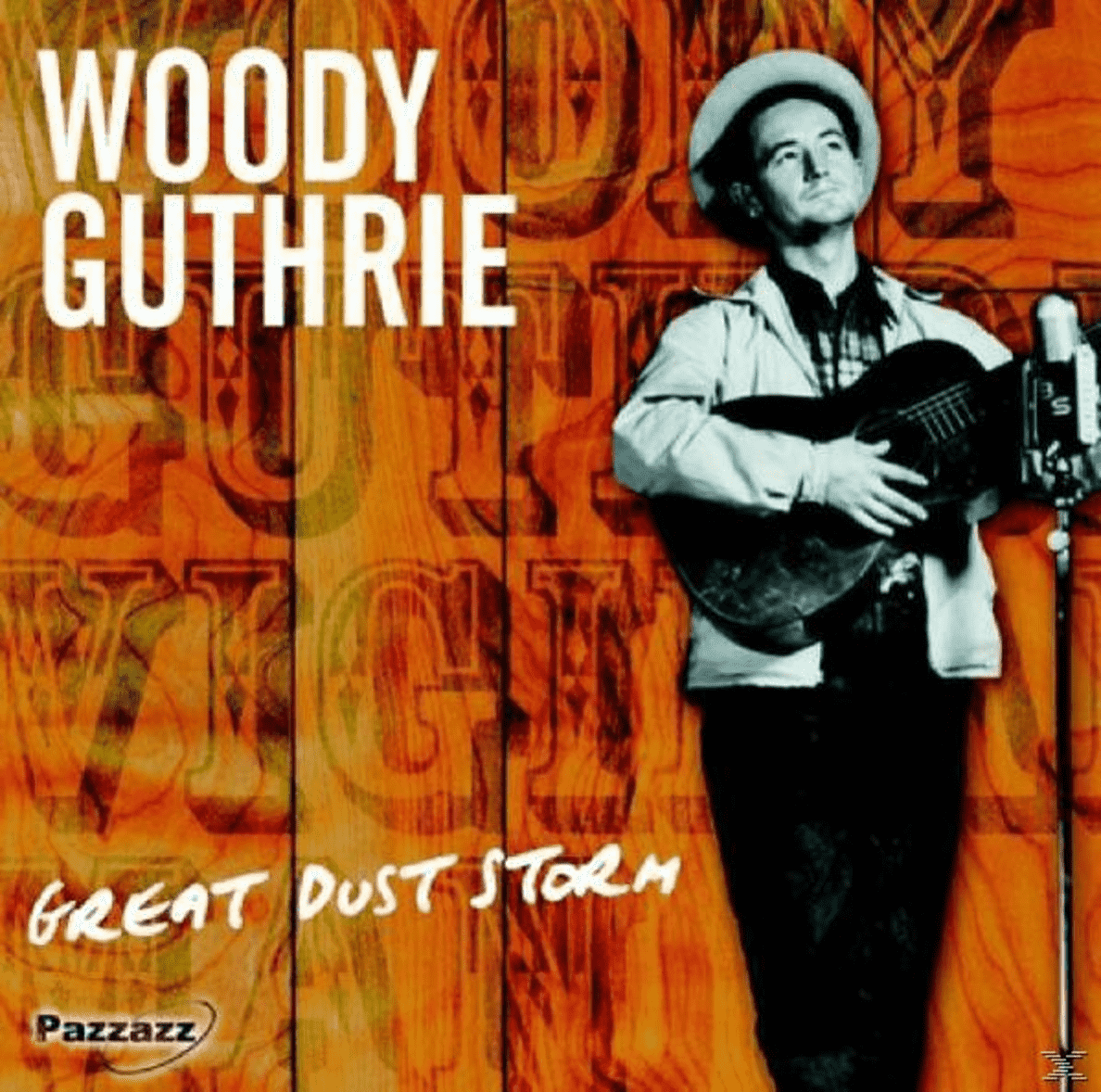 Great Dust Storm Woody Guthrie auf CD