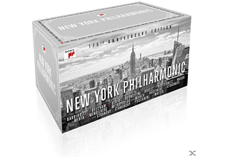 New York Philharmonic Orchestra - New York Philharmonic 175th Anniversary Edition - (CD)