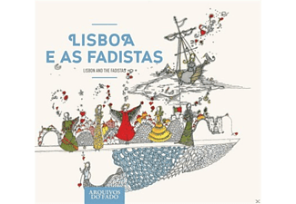VARIOUS - Lisbon And The Fadistas - (CD)