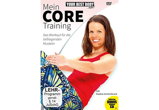 Your Best Body - Mein Core Training - (DVD + CD)