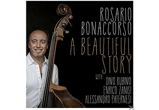 Rosario Bonaccorso - A Beautiful Story - (CD)