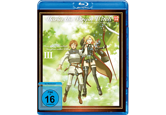 Maria The Virgin Witch - Vol. 3 - (Blu-ray)