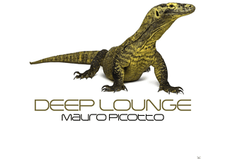 Mauro Picotto - Deep Lounge - (CD)