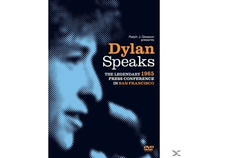 Bob Dylan - Dylan Speaks: The 1965 Press Conference - (DVD)
