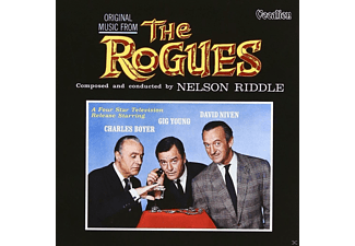 Nelson Riddle - The Rogues - (CD)