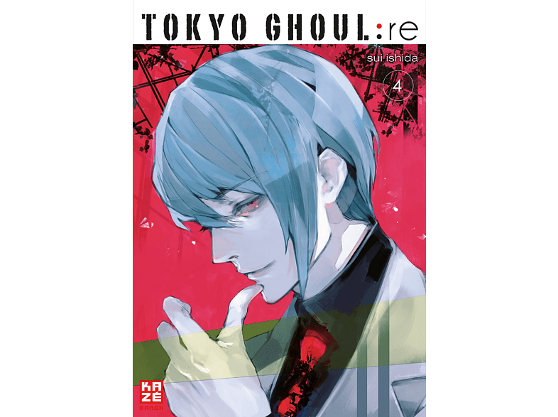 Tokyo Ghoul:re - Band 4