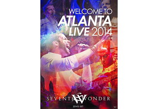 Seventh Wonder - Welcome To Atlanta Live 2014 - (DVD)