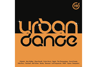 VARIOUS - Urban Dance,Vol.19 - (CD)