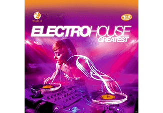 VARIOUS - Electro House Greatest - (CD)