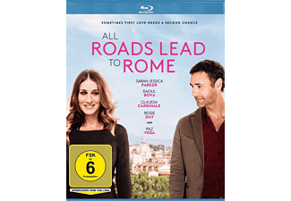 All Roads Lead to Rome - (Blu-ray)