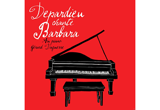 Gerard Depardieu - Depardieu Chante Barbara (2LP/+ - (LP + Bonus-CD)