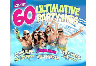 VARIOUS - 60 Ultimative Party Hits - (CD)
