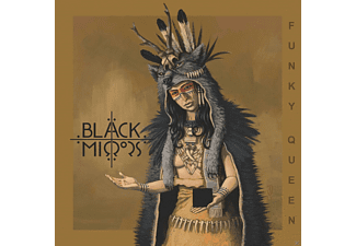 The Black Mirrors - Funky Queen - (CD)