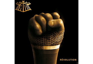 Iam - Revolution CD