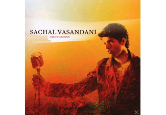 Sachal Vasandani - Eyes Wide Open - (CD)