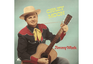 Jimmy Work - Crazy Moon - (Vinyl)