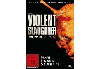Violent Slaughter - (DVD)