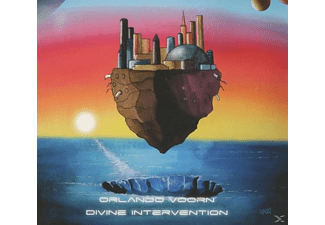 Orlando Voorn - Divine Intervention - (CD)