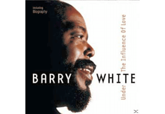 Barry White - Under The Influence Of Love - (CD)