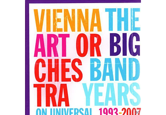 Vienna Art Orchestra - Big Band Years - (CD)