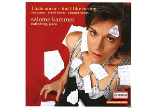Spring - I Hate Music - But I Like To Sing - (CD)