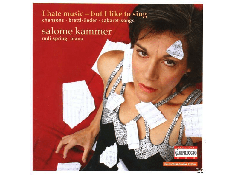 Spring - I Hate Music - But I Like To Sing [CD]