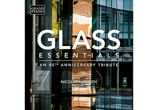 Nicolas Horvath - Glass Essentials - (Vinyl)