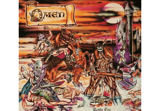 Omen - Battle Cry - (CD)