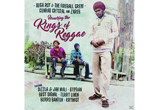 The Suga Roy/fireball Crew - Honoring The Kings Of Reggae - (CD)