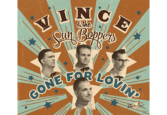 Vince And The Sun Boppers - Gone For Lovin' - (CD)