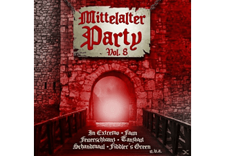 VARIOUS - Mittelalter Party VIII - (CD)
