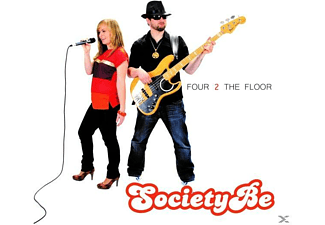 Societybe - Four 2 The Floor - (CD)