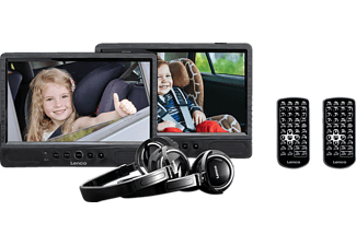 LENCO DVP-1045 - Tragbarer DVD-Player